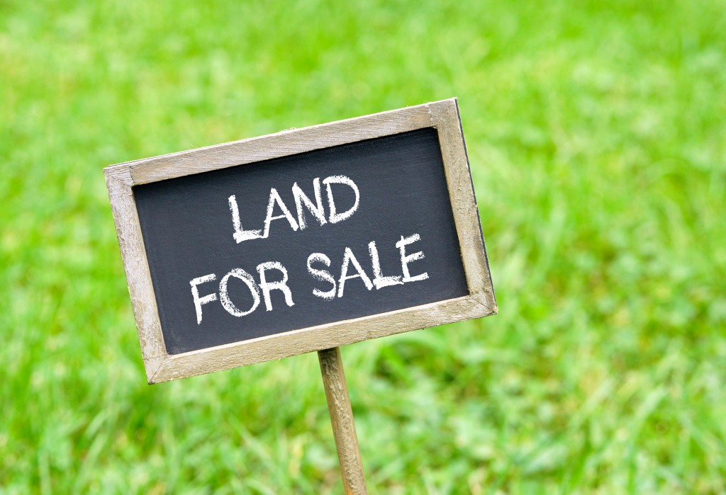 land for sale signage