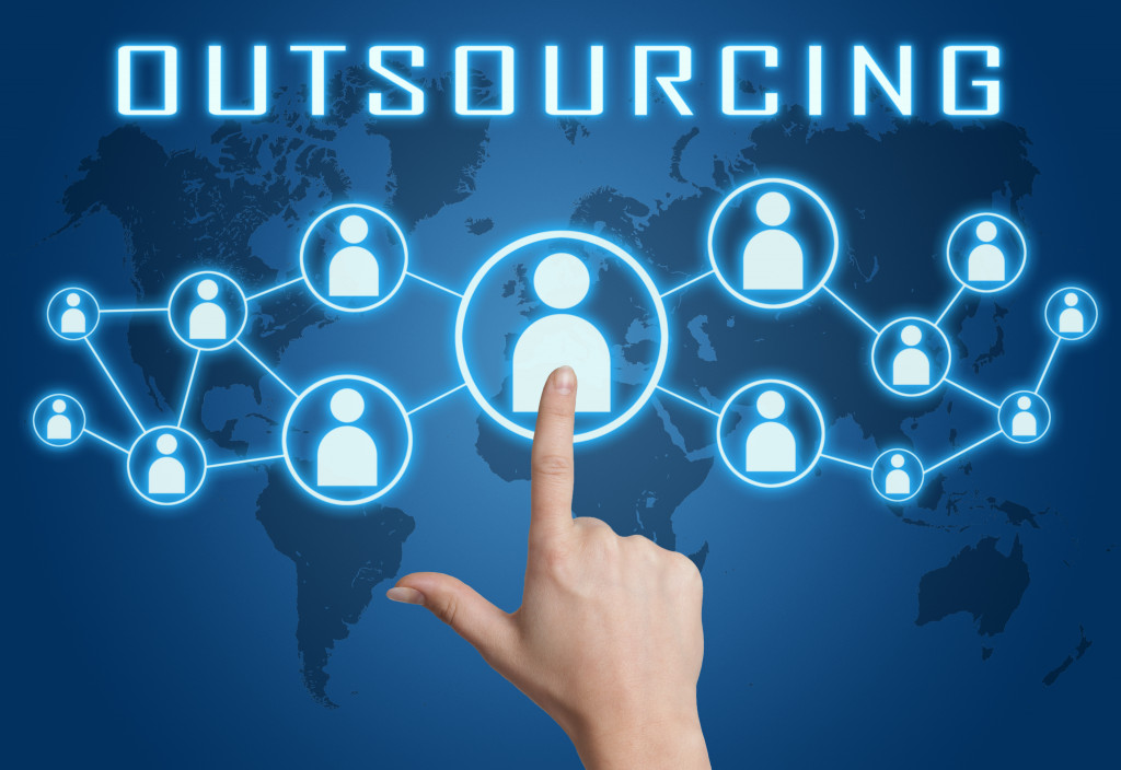 work outsourcing